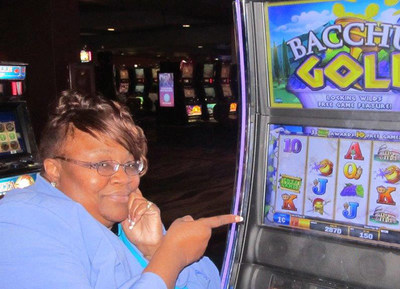 Clovis Massive Cash winner at Table Mountain Casino!