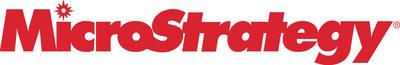 MicroStrategy logo. (PRNewsFoto/MicroStrategy Incorporated) (PRNewsFoto/MICROSTRATEGY INCORPORATED)