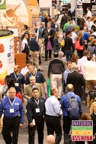 Opportunities for growth abound at Natural Products Expo West.  (PRNewsFoto/Penton)
