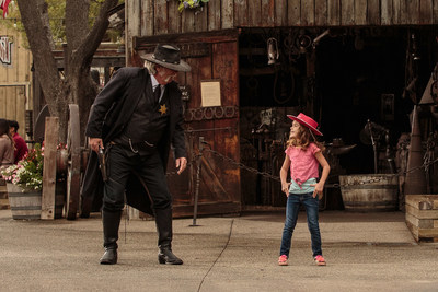 Knott's Berry Farm celebrates Ghost Town's 75th anniversary with the all new interactive experience, Ghost Town Alive! now through September 5.