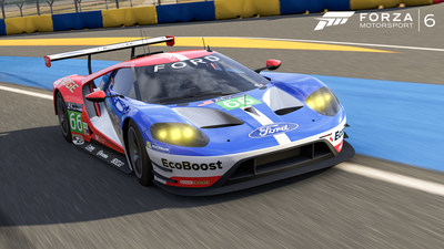 Michelin(R) and XBOX(R) To Host Global 24 Hours Forza Motorsports Challenge