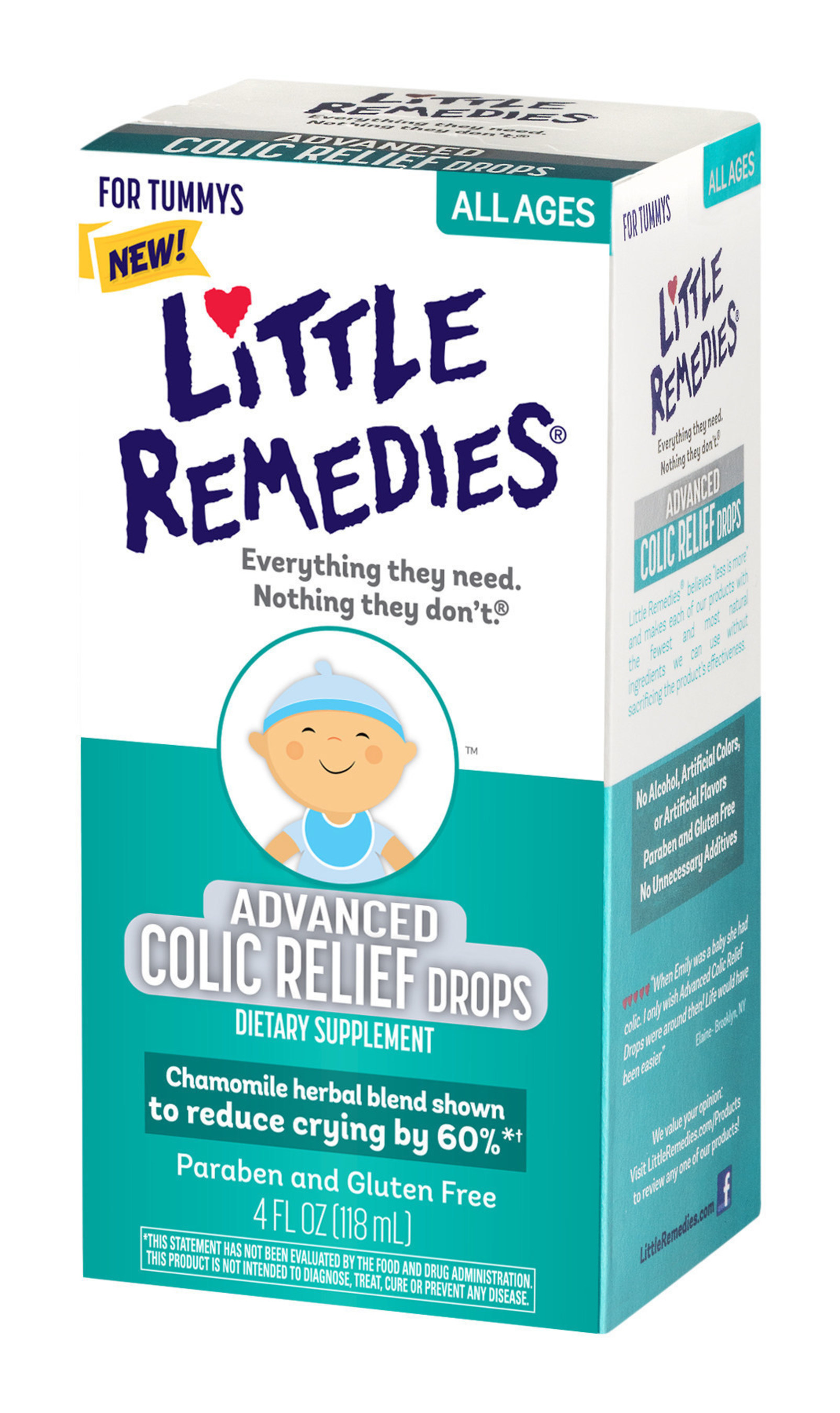 Medication for colic for newborns