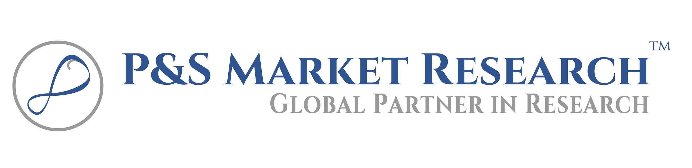 P&S Market Research Logo (PRNewsFoto/P&S Market Research)