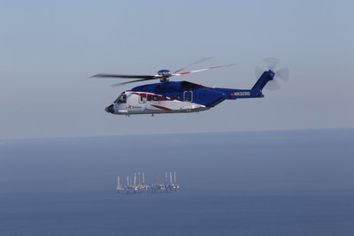 Sikorsky and Bristow Helicopters today signed a 10-year agreement at the 2016 Farnborough Air Show for extended support.