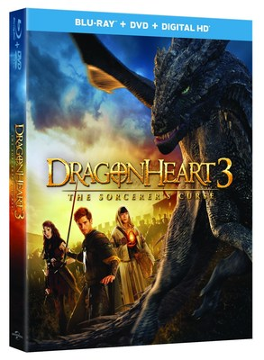 Universal Pictures Home Entertainment: Dragonheart 3: The Sorcerer's Curse