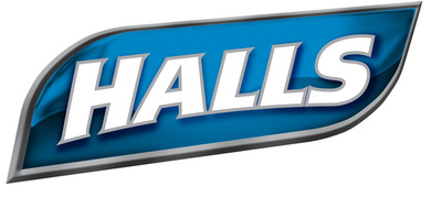 HALLS logo.  (PRNewsFoto/HALLS)