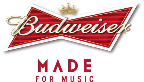 Budweiser MADE for Music.  (PRNewsFoto/Budweiser)