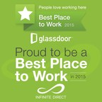 Glassdoor Employees' Choice Award Logo