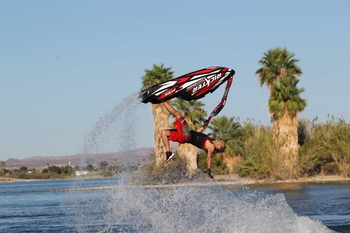 Rickter RRP personal watercraft - reinforced by TeXtreme(R) Technology. Photo credit: Rickter RRP ...