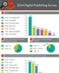 DCL and Bowker 2014 Digital Publishing Infographic (PRNewsFoto/Data Conversion Laboratory)