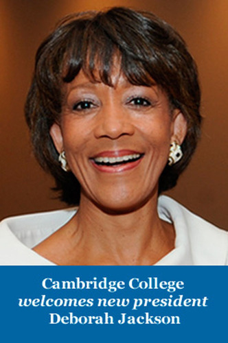 Cambridge College Appoints New President