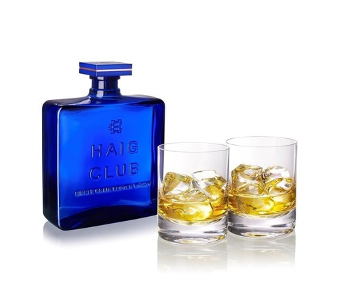 In response to a growing demand to gift whisky this festive season, HAIG CLUB(TM), the Single Grain Scotch ...