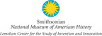Logo.  (PRNewsFoto/SMITHSONIAN NATIONAL MUSEUM OF AMERICAN HISTORY Lemelson Center for the Study of Invention and Innovation)