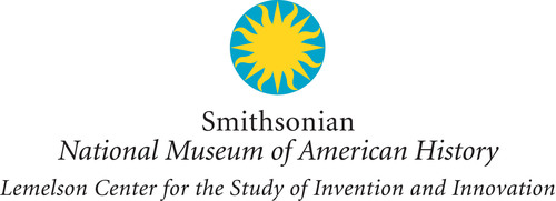 Logo. (PRNewsFoto/SMITHSONIAN NATIONAL MUSEUM OF AMERICAN HISTORY Lemelson Center for the Study of Invention ...