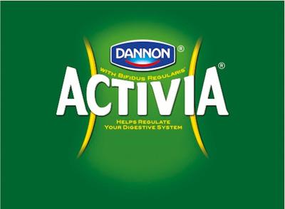 Activia's Logo.  (PRNewsFoto/The Dannon Company, Inc.)