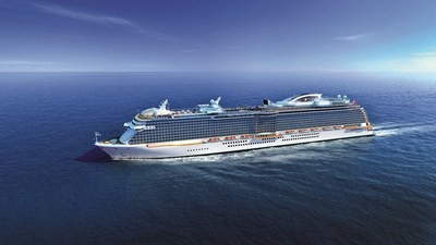 Princess Cruises' next new ship scheduled to debut in summer 2017 will be based in China year round.