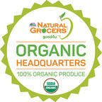 Natural Grocers, Your Organic Headquarters