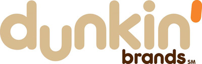 Dunkin Brands logo.  (PRNewsFoto/Nestle Waters North America)