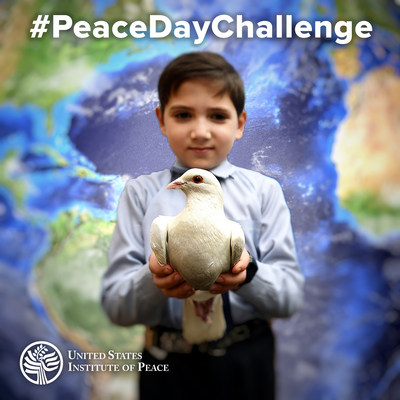 The U.S. Institute of Peace initiative will take place in 36 U.S. states and countries throughout the world encouraging tangible actions for peace.