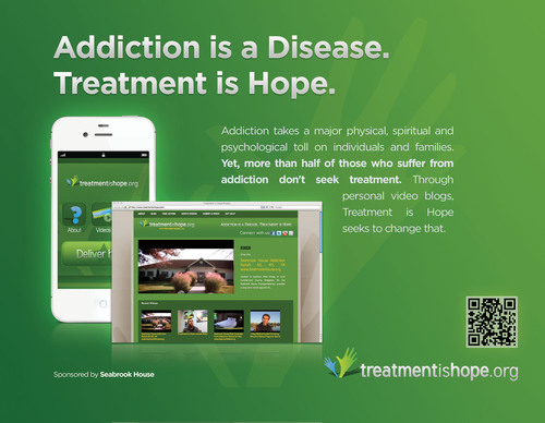 Seabrook House Launches Treatment is Hope