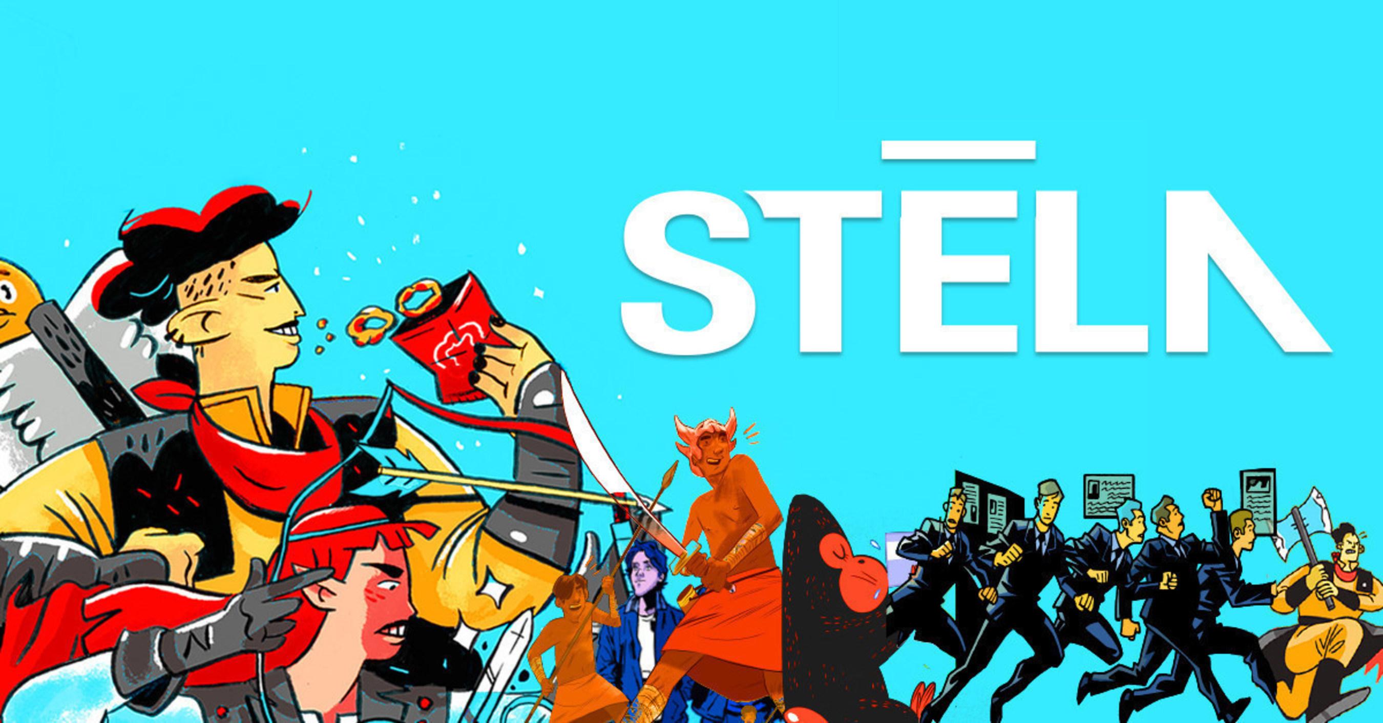 Premiere Mobile Entertainment Company Stela Launches New Marketplace App
