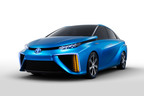 SOURCE: Toyota Fuel Cell Vehicle Concept.  (PRNewsFoto/Toyota Motor Sales, U.S.A. Inc.)