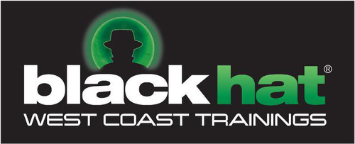 Black Hat West Coast Trainings Early Registration Deadline Today.  (PRNewsFoto/Black Hat)