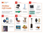 Holiday gift guide from @ihgrewardsclub with top 10 list now available