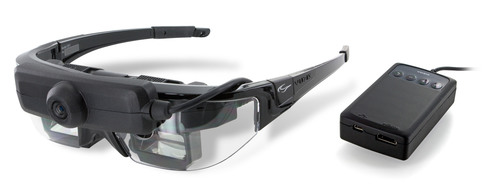 Vuzix' Best Selling Augmented Reality Glasses Now Available in an All Digital Version