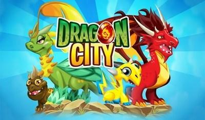 Dragon City (PRNewsFoto/Social Point)