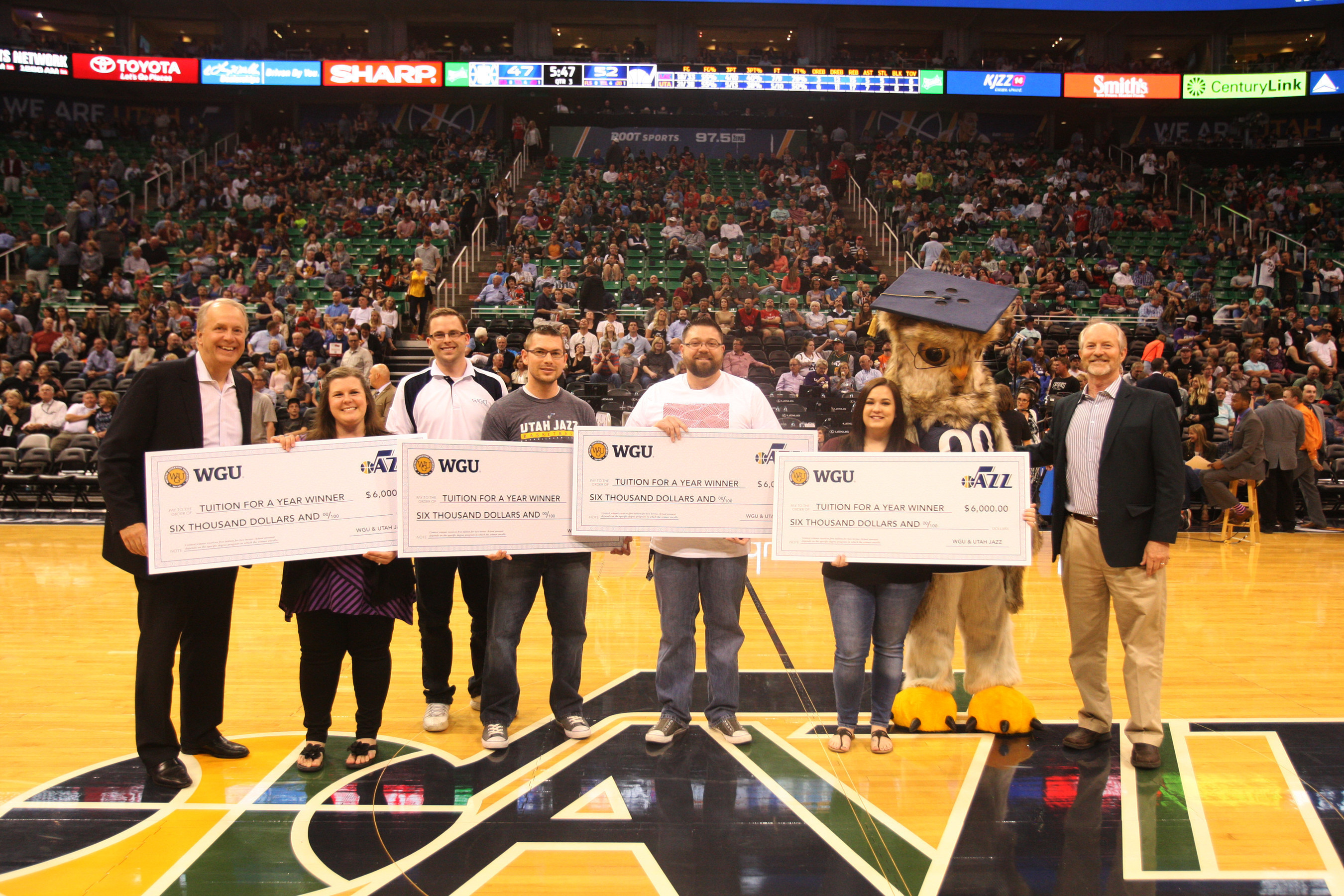 Local students awarded a full year of tuition at WGU, a $6,000 value