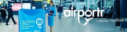 AirPortr 'Travel Transformation' has now touched down at all London Heathrow Terminals and it's all  ...
