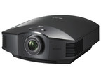 The new VPL-HW45ES Full HD 3D Home Theater Projector