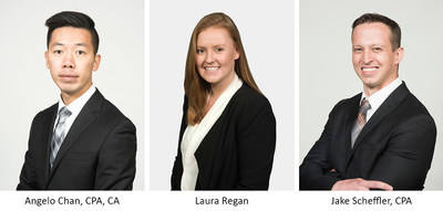 Siegfried Welcomes New Professionals to its Northeast and West Regions