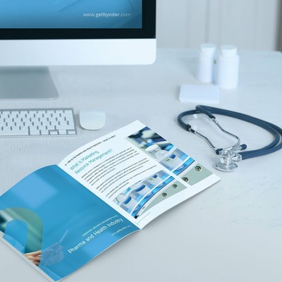 Full cycle marketing and branding solution, Bynder, recently became HIPAA compliant to deliver secure marketing software for healthcare companies. (PRNewsFoto/Bynder)