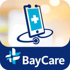 BayCare Anywhere APP ICON for smartphones, computers and iPads.