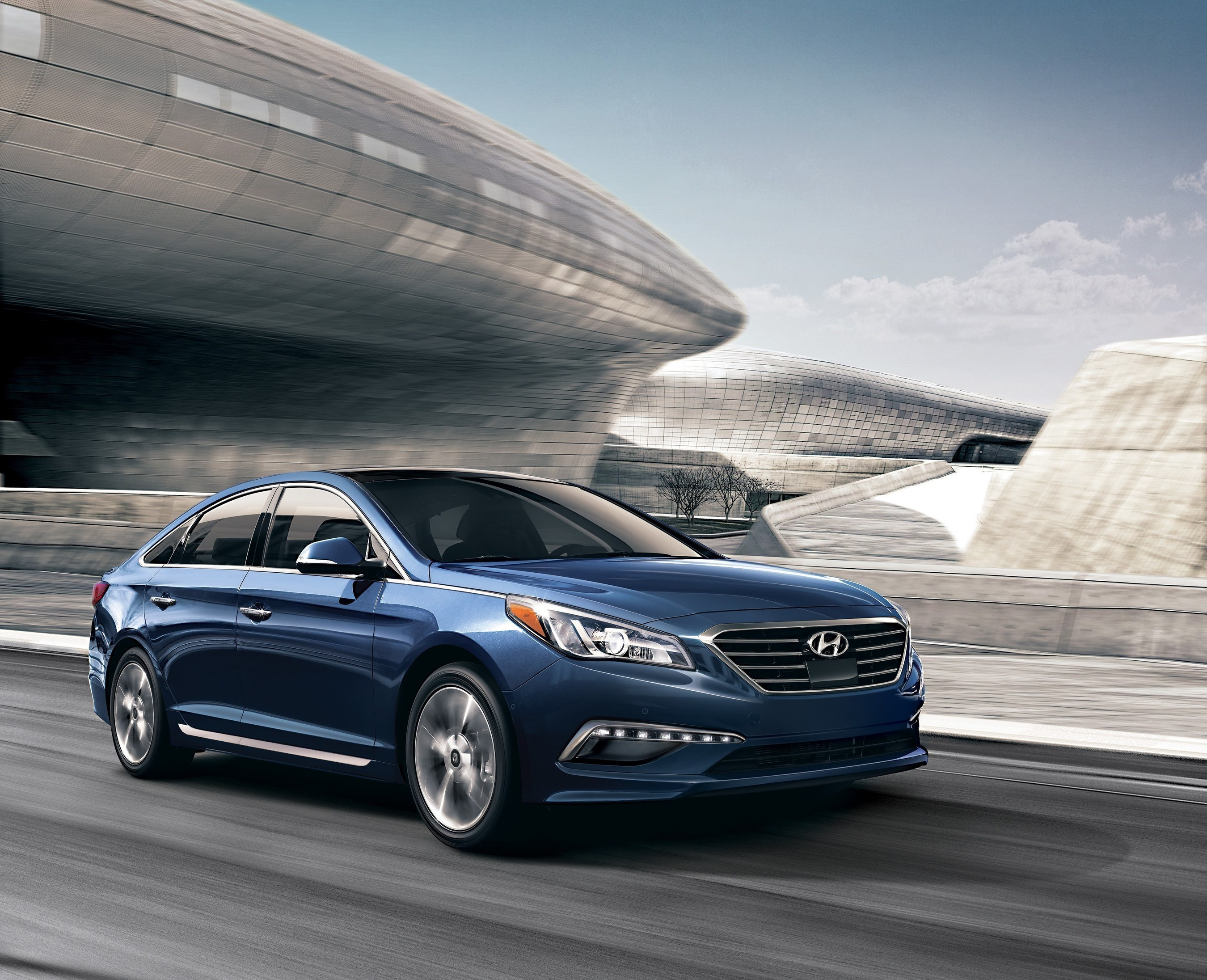 2015 Hyundai Sonata finishes in second place in its segment in the J.D. Power 2015 Automotive Performance, Execution and Layout (APEAL) Study released today.