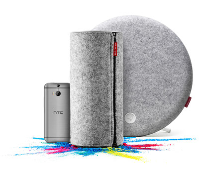 Libratone and HTC Offer First Ever Bundle Deal on Libratone Speakers with Purchase of HTC One (M8)