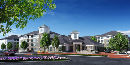 The Beacon at Waugh Chapel, Upscale Apartment Residences in Gambrills, Celebrates Opening with