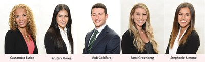 The Siegfried Group welcomes new professionals to its Leadership team