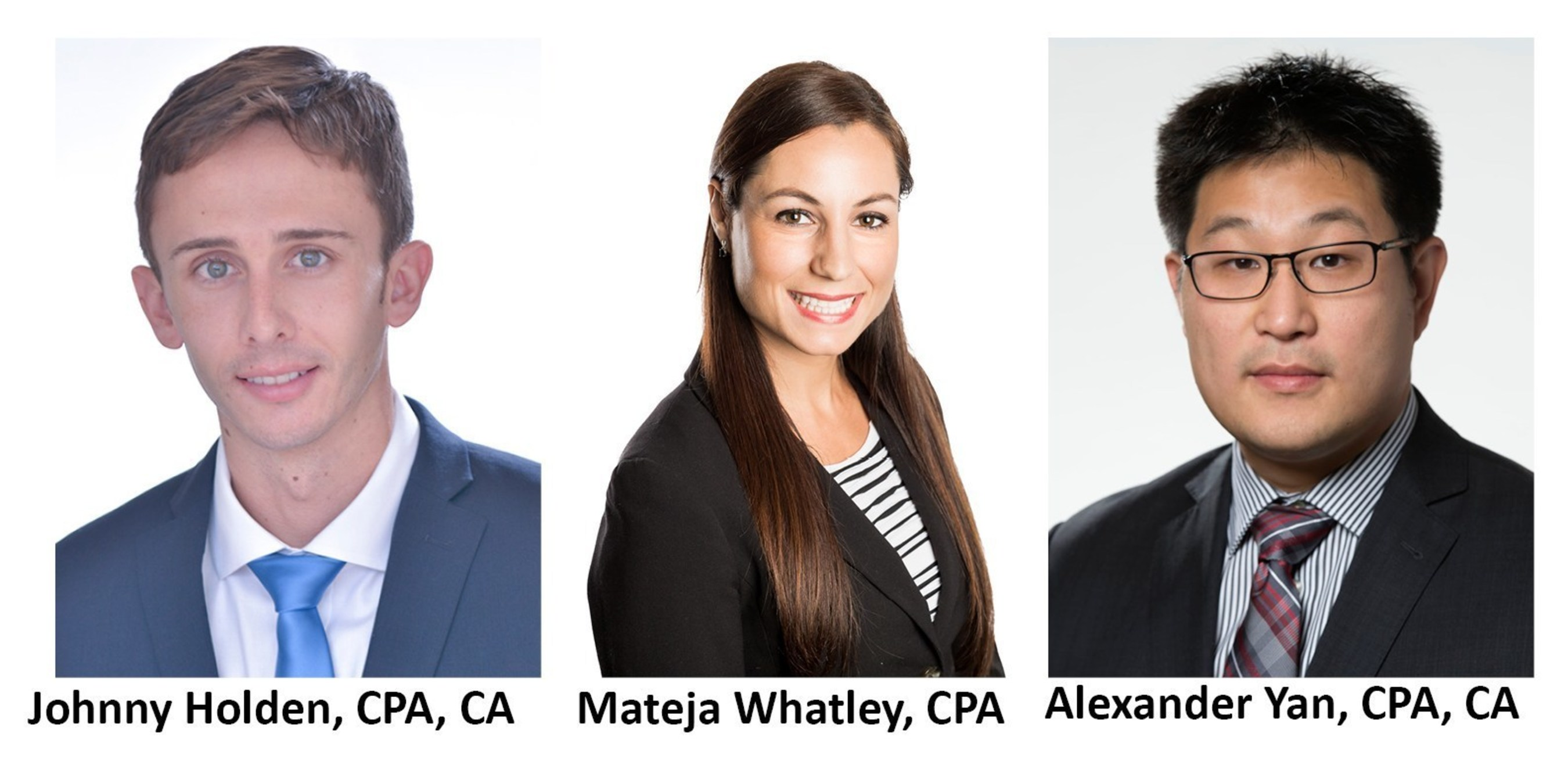 Due to Firm Growth and Added Leadership Opportunities, Siegfried Announces Three New Team Leaders Across the U.S.