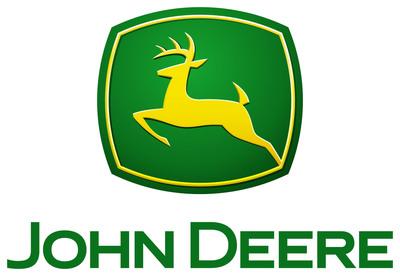 John Deere logo. (PRNewsFoto)