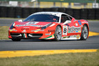 Ferrari Challenge goes to Brazil for its 20th year anniversary.  (PRNewsFoto/Ferrari North America)