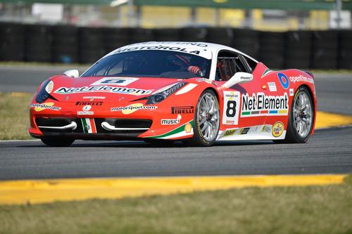 Ferrari Racing Days Debut In Brazil