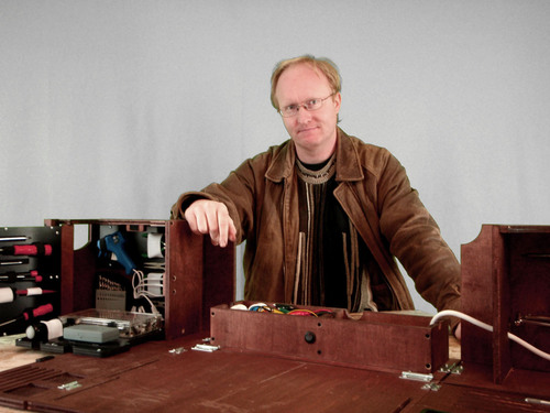 Ben Heck's Popular Portable Work Bench Gets a Facelift in the Latest Episode of element14's 'The