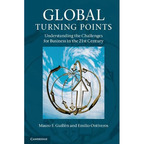 "New ""Global Turning Points"" book released September 25.  (PRNewsFoto/Lauder Institute at the Wharton School of the University of Pennsylvania)"