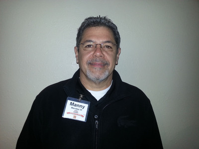 Manuel Mendez Promises to Reach New Levels of Success in U-Haul Company of Inland Northwest.  (PRNewsFoto/U-Haul)
