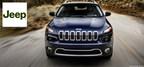 Engine Stop-Start will contribute a 3 percent efficiency gain in favor of the V-6 2015 Jeep Cherokee in Stettler, Alberta. (PRNewsFoto/Stettler Dodge & RV)