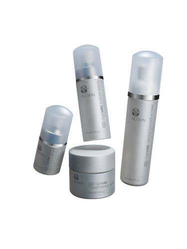 Nu Skin ageLOC Skin Care Products Transform 50,000 Faces Every Day