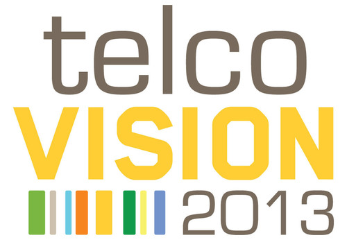 TelcoVision - October 23-25, 2013 - Las Vegas, NV.  (PRNewsFoto/UBM Tech)